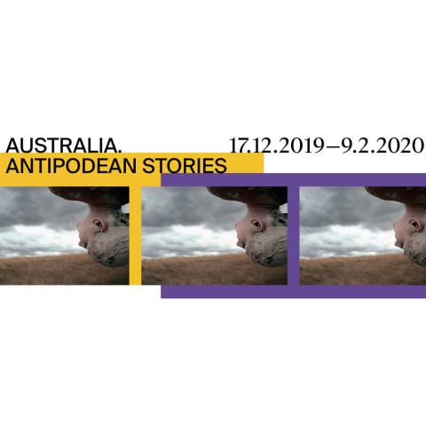 'AUSTRALIA. ANTIPODEAN STORY', Padiglione D'Arte Contemporanea, Milan