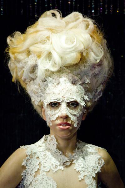Anne Zahalka Lady Gaga, 2010, 2011; archival pigment ink print; 89.5 x 60.5 cm; Edition of 5 + AP 2; enquire