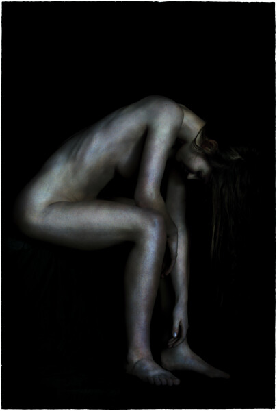 Bill Henson Untitled, 2010-11; AH/BO SH45 N28; archival inkjet print; 180 x 127 cm; (paper size); Edition of 5 + AP 2; enquire