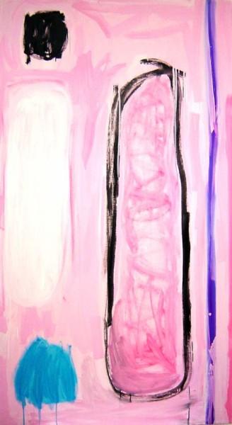 Angela Brennan Piazza Armerina, 2002; Oil on linen; 244 x 138 cm; enquire