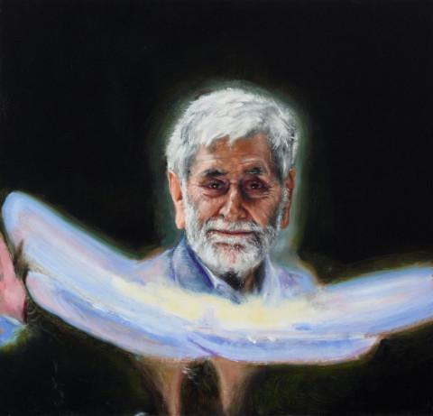 2020 Archibald Prize Finalist - Louise Hearman